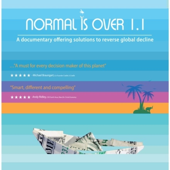 Normal is over
