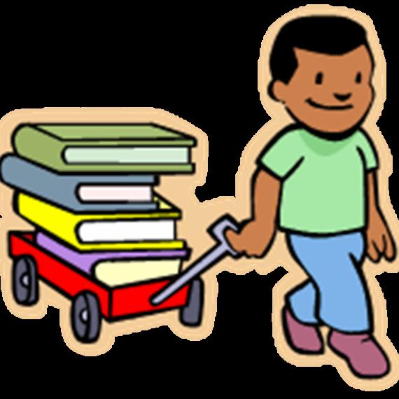 Ma. 12/7 > boeken inleveren op school