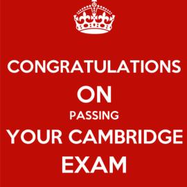 Alle leerlingen tto/IB geslaagd voor Cambridge examens