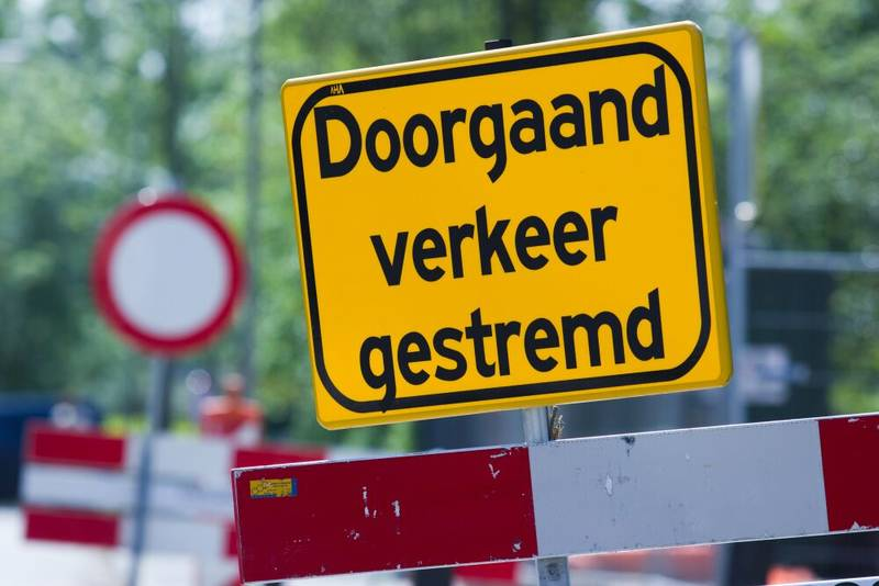 Do. 20/9 - verkeershinder - vertrek vroeger van huis