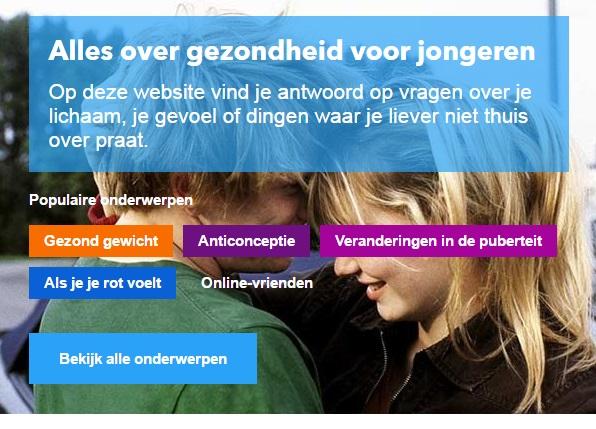 Dylan Haegens maakt video over JouwGGD.nl