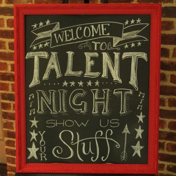 Talentshow woe 31/5 - inschrijving geopend!