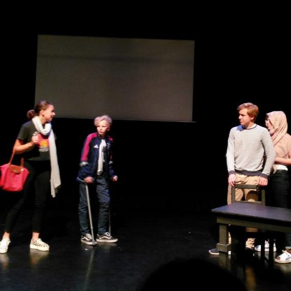 Review finals drama contest 5/6
