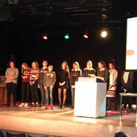 TTO speaking contest - girl power